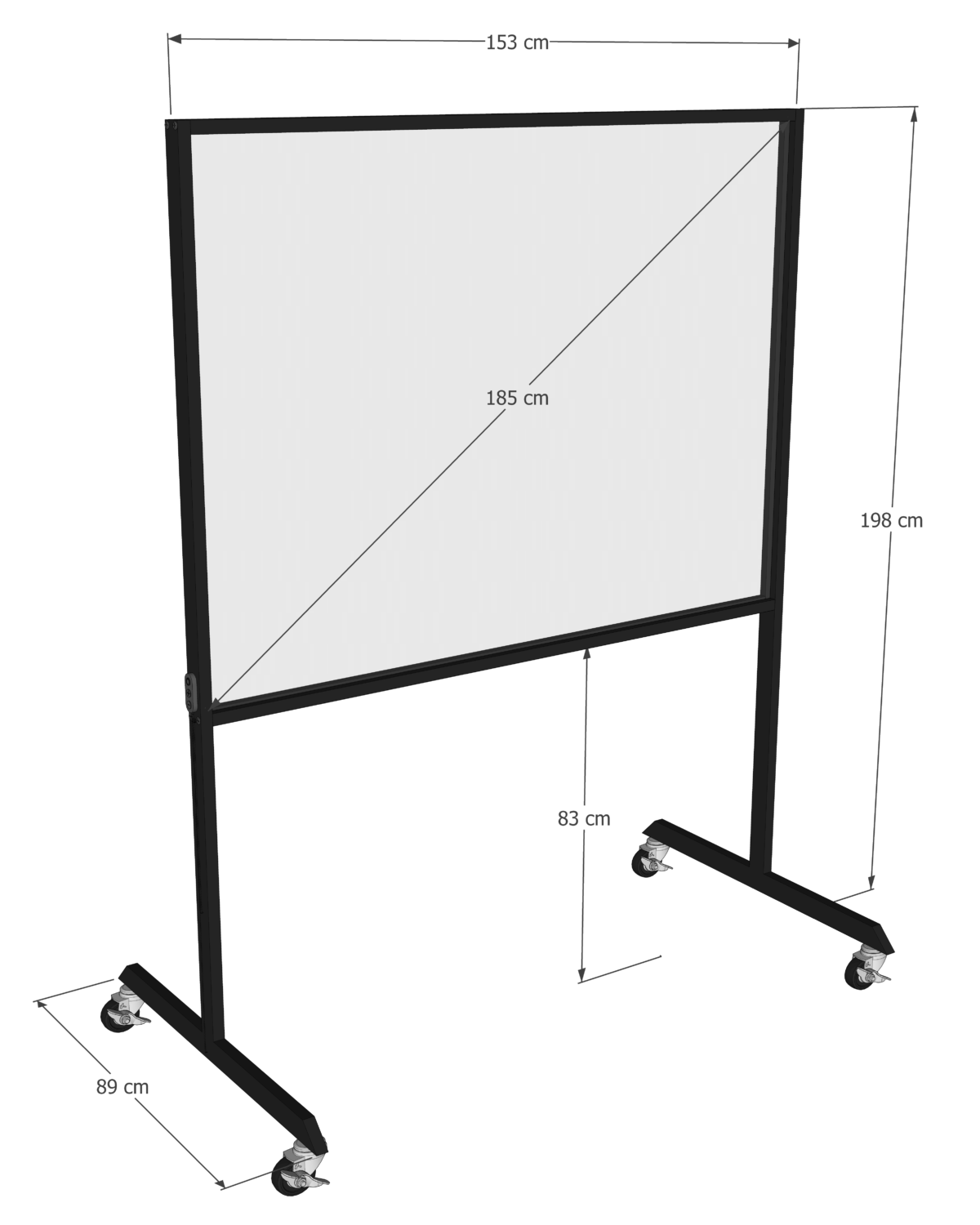 lightboard classic product dimensions